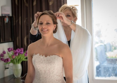 Bruidskapsel & Bruidsmake-up 1