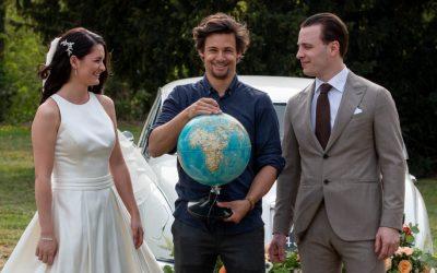 Styled Wedding Shoot: Au Naturel