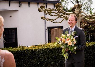 Styled Wedding Shoot Natuurlijk Koper MM Visagie Hairstyling 4