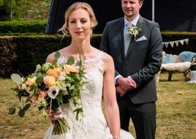 Styled Wedding Shoot Natuurlijk Koper MM Visagie Hairstyling 9